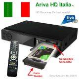 Ricevitore Ariva HD ITALIA+ Tivusat Sat Sat