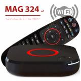 IPTV MAG 324 W1 WiFi VOD OTT Streambox