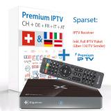 Gigatron 370 X IPTV 4K inkl. FTA Sender