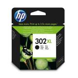 Tinte schwarz HP original F6U68AE Nr. 302XL