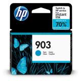 Tinte color HP original T6L87AE Nr. 903 C