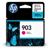 Tinte color HP original T6L91AE Nr. 903 M