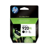 Tinte schwarz HP original CD975AE Nr. 920XL