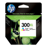 Tinte color HP original CC644EE Nr. 300XL