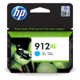 Tinte color HP original 3YL81AE Nr.912XL C
