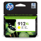 Tinte color HP original 3YL83AE Nr.912XL Y