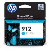 Tinte color HP original 3YL77AE Nr. 912 C