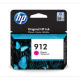 Tinte color HP original 3YL78AE Nr. 912 M