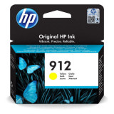 Tinte color HP original 3YL79AE Nr. 912 Y