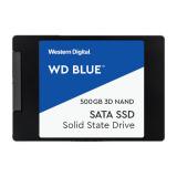 """SSD 2.5"""" SATA WD Blue 3D Nand SSD 500GB"""