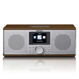 DAB+ Radio Lenco DIR-170 Walnuss