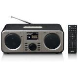 DAB+ Radio Lenco DIR-140 Schwarz