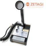 Zetagi MB+5 Tischmikrofon für Funkgeräte