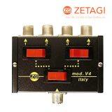 Zetagi V4 - 4-fach Antennenumschalter