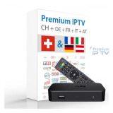 MAG 420 IPTV 4K y compris les chaînes de FTA