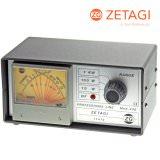 Zetagi 430 SWR + Watt Meter Dual