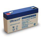 Blei-Akku Ultracell UL 1.3-6