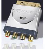 Adapter Scart auf RGB YUV