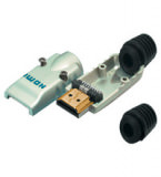 HDMI Stecker Metall