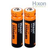 Hixon 2x AA Li-Ion Akku 1,5V 3500mWh