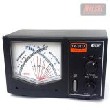 Nissei TX-101A SWR-Wattmeter Crossneedle