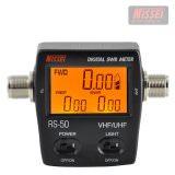 Nissei RS-50 SWR- Watt-Meter UHF/VHF