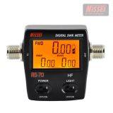 Nissei RS-70 SWR- Watt-Meter 1,6-60 MHz