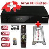 Ariva HD SUISSE+ Viaccess unité de visualisation