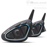 Midland BTX2 Pro S-LR-Twin-Intercom