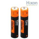 Hixon 2x AAA Li-Ion Akku 1,5V 1100mWh