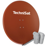 Antenne satellite Technisat Gigatenne 850 rouge