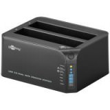 Case  Harddisk Dockingstation Dual