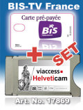 Bis-TV Panorama Helveticam+Carte 12 mois