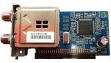 VU+ DVB-S2 Dual Tuner Blue PCB