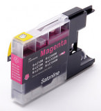 Tinte color Brother LC-1240 MAGENTA