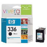 Tinte schwarz HP original C9362 EE Nr. 336