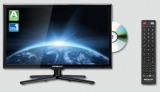 "Camping TV 24"" 12V/230V SAT+DVBT + DVD !"