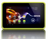 Color Tablet Lenco Cooltab-72 Lime