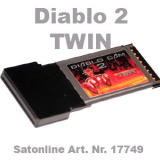 CI-Modul Diablo Cam 2 TWIN Dualcard !