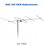 Antenna radio FM + DAB+ DMC205 5 elementi
