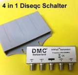 Sat DiSEqC 4/1 DMC 4LNB->1Rec. Dis. 2.0