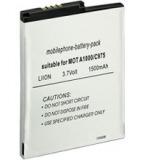 Akku zu Motorola A1000       1000Mah