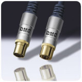 TV Kabel DMC Deluxe High-Q ST/BU 10,0Met