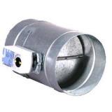 Rohr-Drosselklappe SCC-E-M5-150 Elektr.