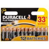 Batterien 12Stk. Duracell LR06 AA