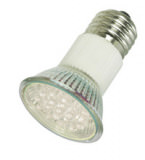 LED Sparlampe E27 200LUX 230V Warm-Weis;
