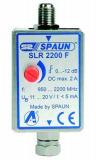 Sat Leitungsentzerrer Spaun SLR 2200 F