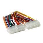 Kabel ATX 20Pin BU -> 24Pin ST 0.2m