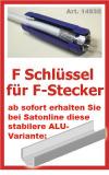 Sat F-Stecker Montage-Schrauber Sat Tool