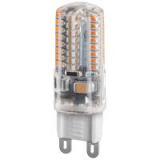 LED Lampe G9 warmweiss 180Lumen silicon